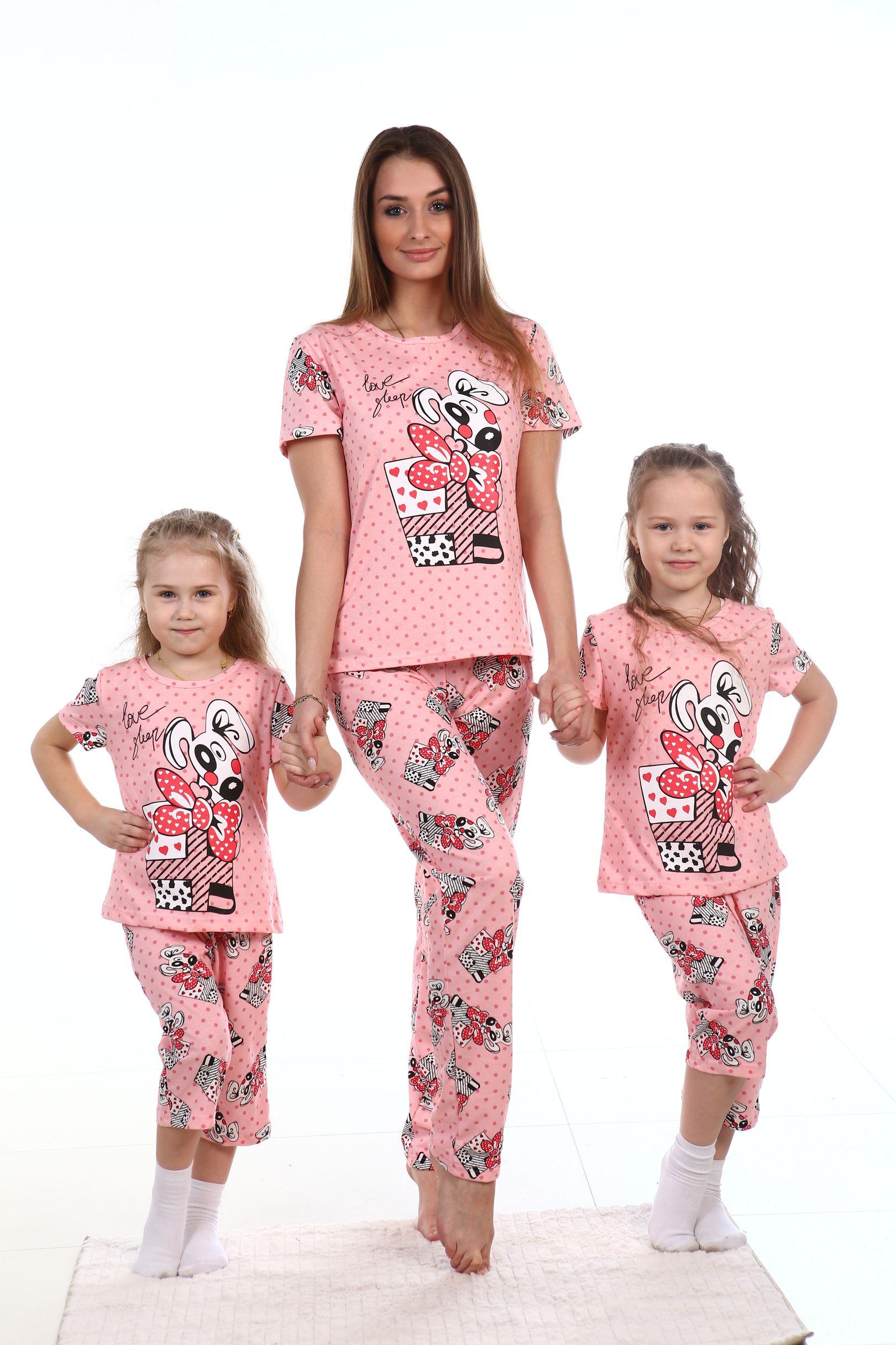 Платья для мам и дочек