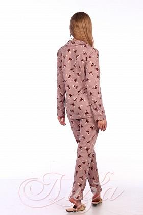 Женские трикотажные пижамы оптом из Иваново 2ff641cea7c44